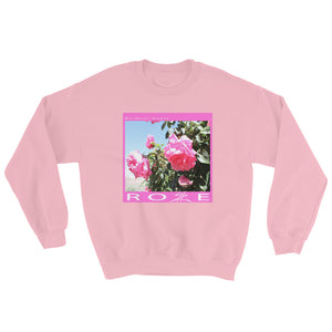 Roze by BlackFlame Sweatshirt