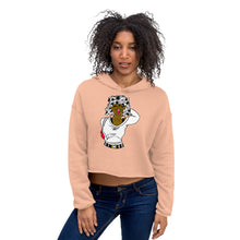 Load image into Gallery viewer, (Sheyla) Woman's Crop Hoodie