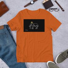 Load image into Gallery viewer, Dahomey Short-Sleeve Unisex T-Shirt