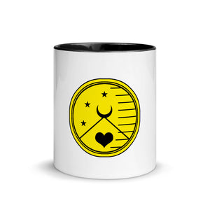 Oshun Sygill Mug with Color Inside