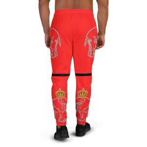Dahomey Red Men's Joggers