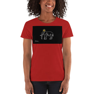 Dahomey Women's short sleeve t-shirt