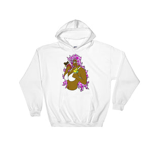 (Roséya) Unisex Hooded Sweatshirt