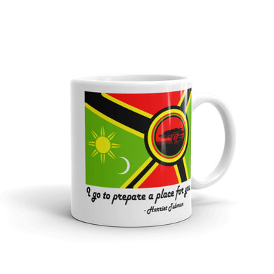Alkebulan Flag Mug