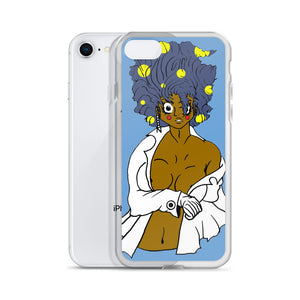 (Aliyah) iPhone Case