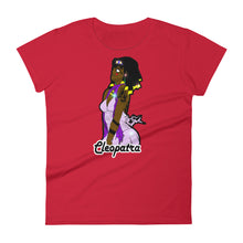 Load image into Gallery viewer, Cleopatra Women's short sleeve t-shirt