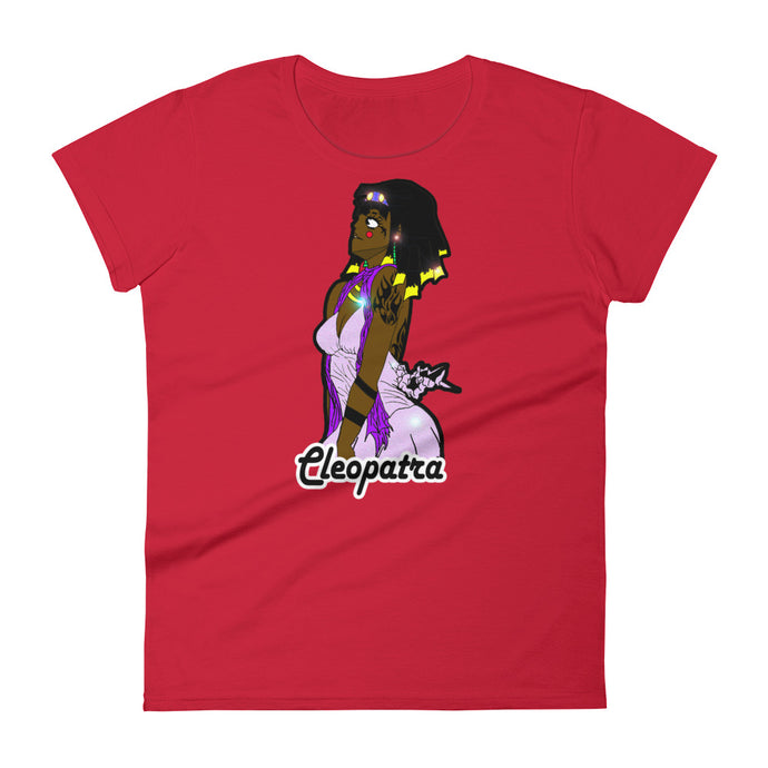 Cleopatra Women's short sleeve t-shirt
