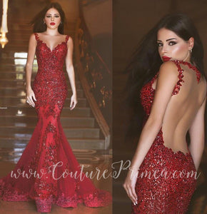 701f94daf4e6 Raffaella Beaded Evening Gown – Couture Primea