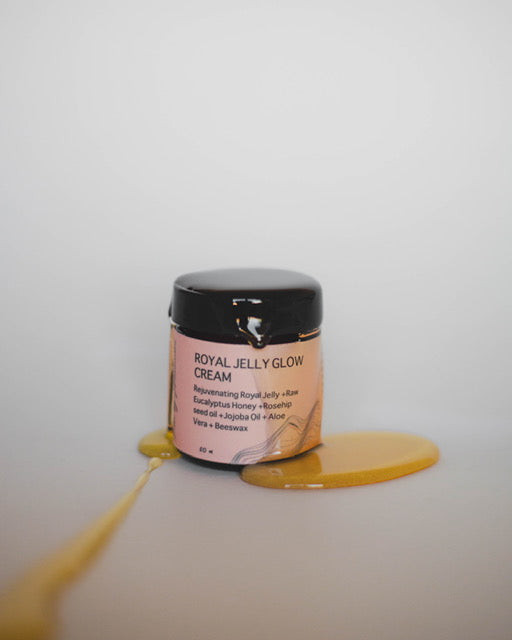 Plumping Royal Jelly Glow Face Cream
