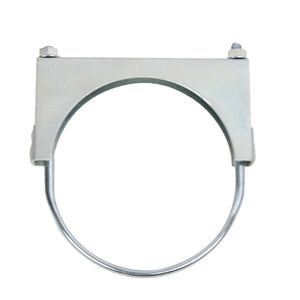 U Bolt Saddle Clamp - Zinc Flat Band