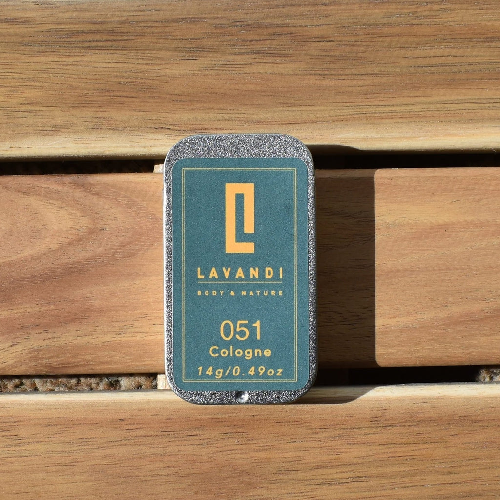 051 Solid Cologne is inspired by Acqua Di Parma Essenza