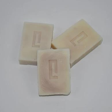 3 Naked Lavender Body Cleansing and Nourishing Bars