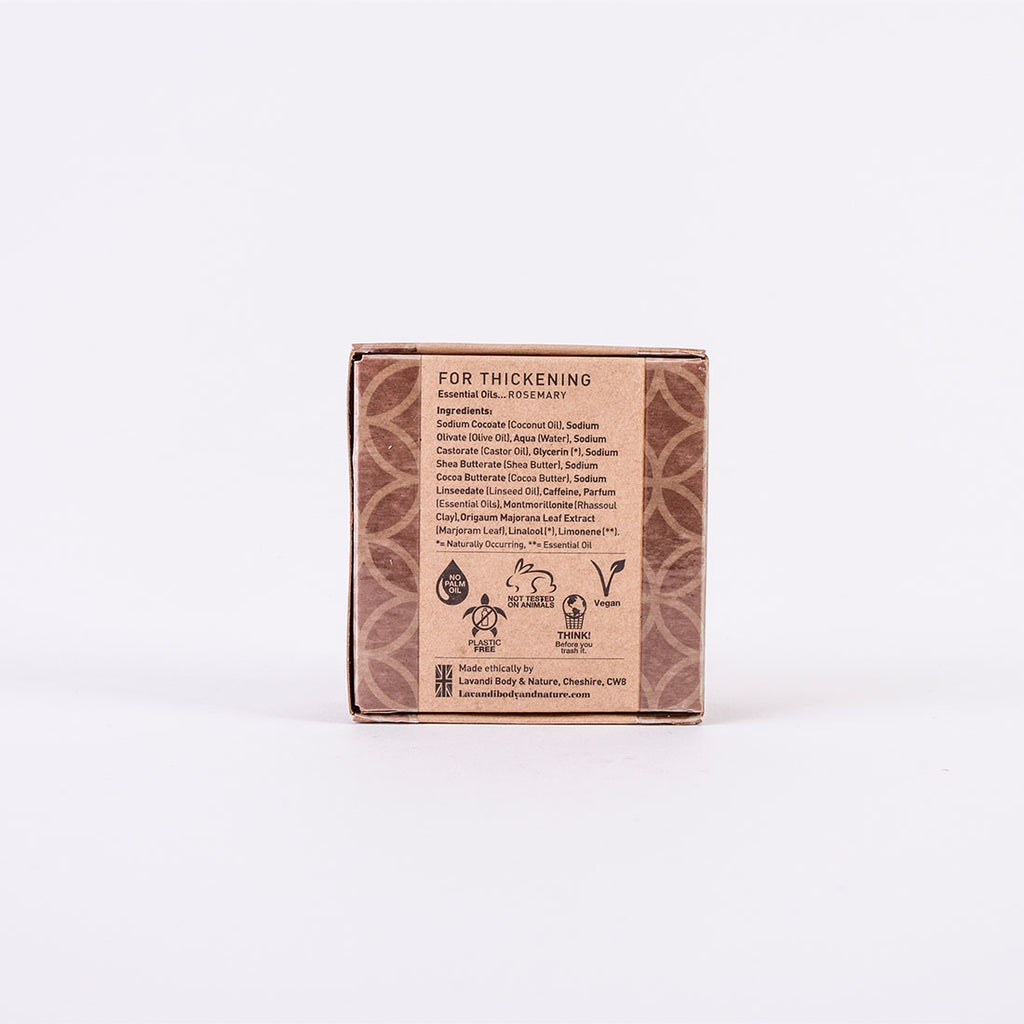 Caffeine Shampoo and Conditioning Bar (Thickening)
