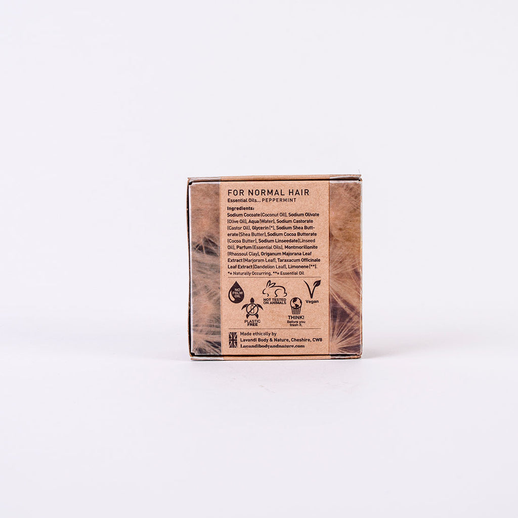 Dandelion Shampoo and Conditioning Bar (Normal)