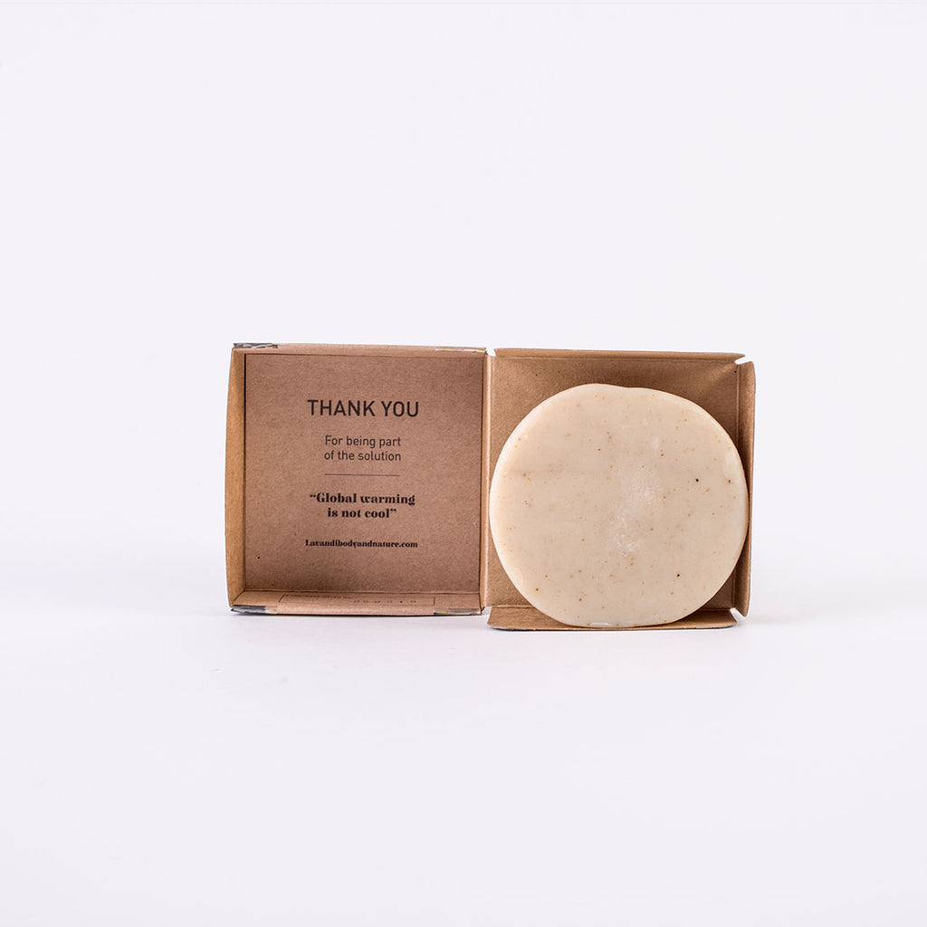 Elderflower Shampoo and Conditioning Bar (Dry)