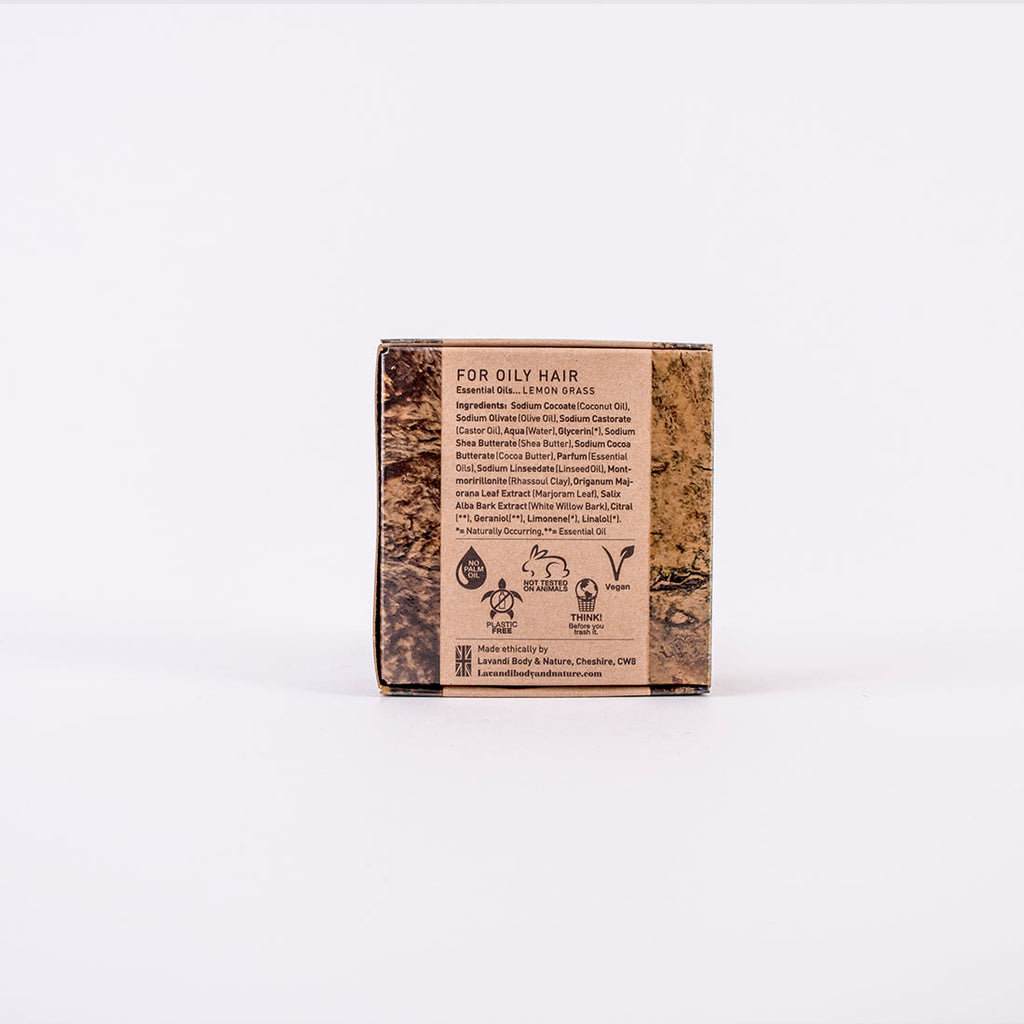 White Willow Bark Shampoo and Conditioning Bar (Oily)