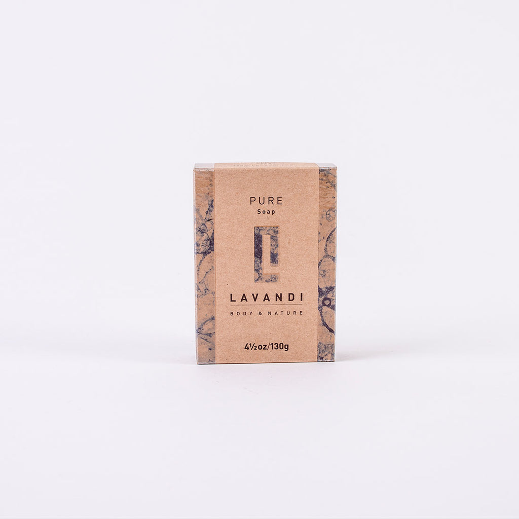 Pure Body Cleansing and Nourishing Bar