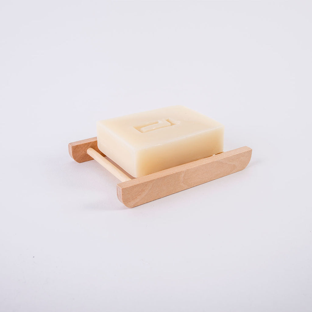 Wooden Soap Sledge