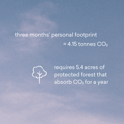 Offset Your Footprint