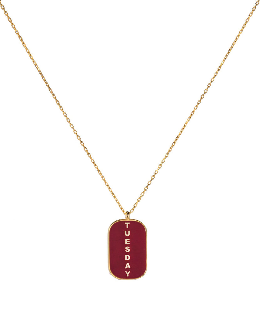 Tuesday Necklace Tile