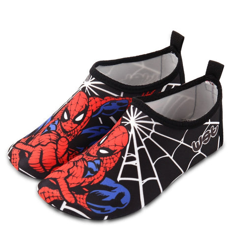 Children animal shoes boys - girls soft indoor sports shoes