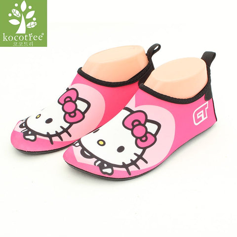 Children Water Barefoot Shoes Boys Girls indoor slippers