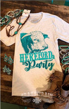 Load image into Gallery viewer, Hereford Party T-Shirt