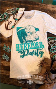 Hereford Party T-Shirt