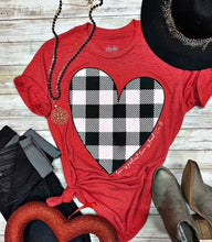 Load image into Gallery viewer, 1st Corinthians Heart tee