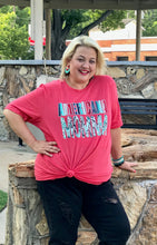 Load image into Gallery viewer, Americana Momma Tee