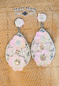 RUSH FLOWER EARRINGS