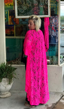 Load image into Gallery viewer, HOT PINK duster