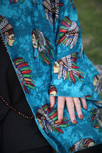 "Load image into Gallery viewer, ""Wild West"" Kimono"