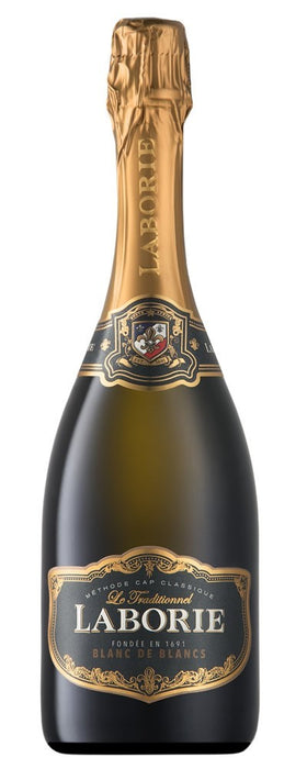 Laborie Brut Blanc de Blancs, Western cape, South Africa 2011