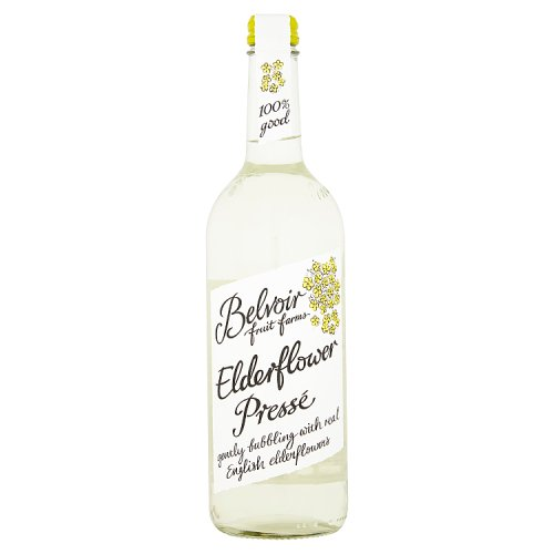 Belvoir Sparkling Elderflower Presse, England, NV