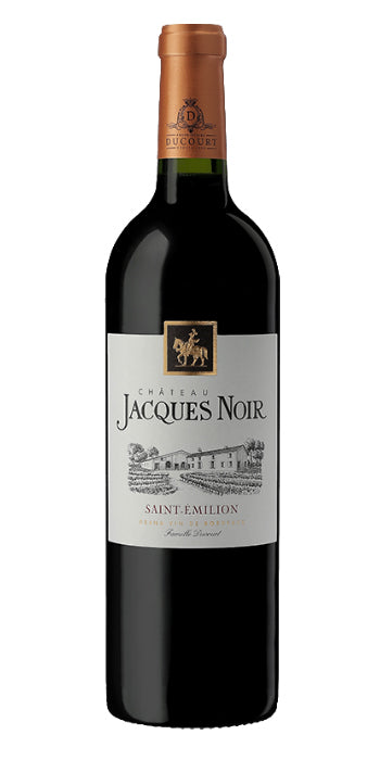 Chateau Jacques Noir, St Emillion, Bordeaux 2010