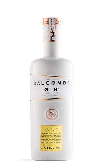 Salcombe Voyager Gin 'Island Queen: A Collaboration with Monica Galetti.