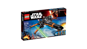 Poe's X-Wing Fighter - 75102