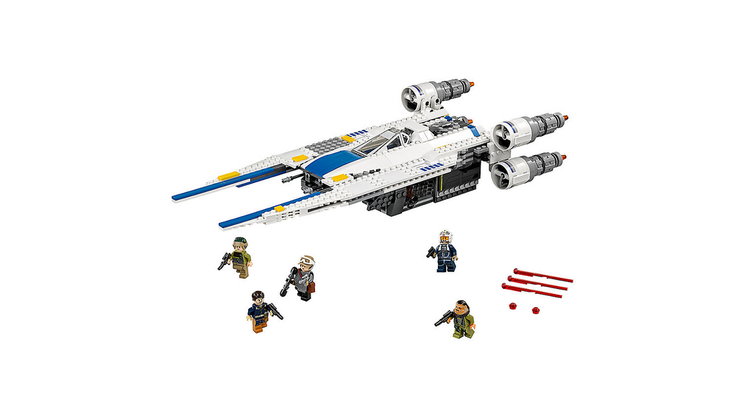 Rebel U-Wing Fighter