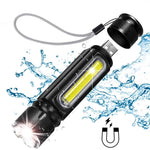 Lampe Torche Ultra Puissante Waterproof