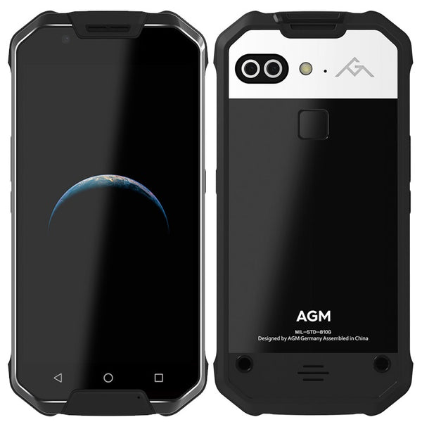 AGM X2 Triple Proofing Tough Phone