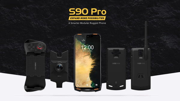 DOOGEE S90 Pro Super Package
