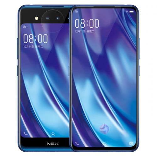 Vivo NEX Dual Screen 4G Phablet Global Version - www.bluesystem.com.au