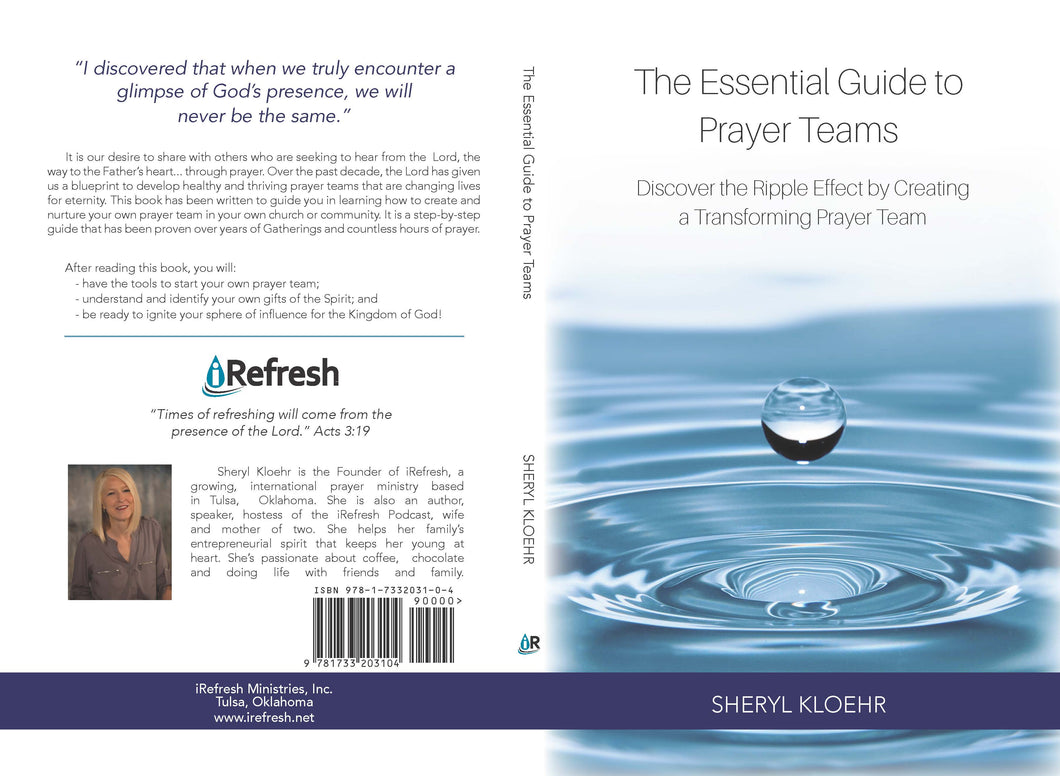 The Essential Guide to Prayer Teams