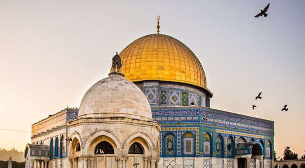 Product Spotlight : Dome of the Rock by Sara Russell