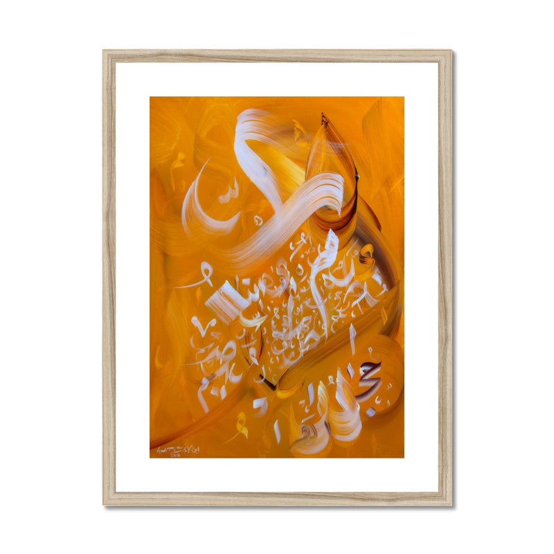 Latte Framed Print | Richard Macleod