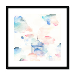 Royal Sanctuary Framed Print | Nadia Djavanshir