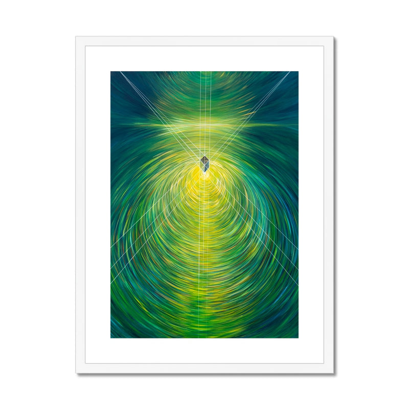 Centre-Point Framed Print| Siddiqa Juma