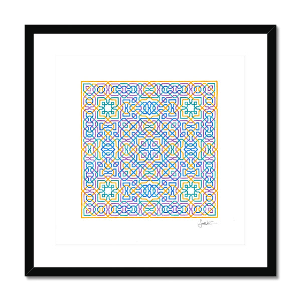 Intertwined Lives | Sandy Kurt Framed & Mounted Print
