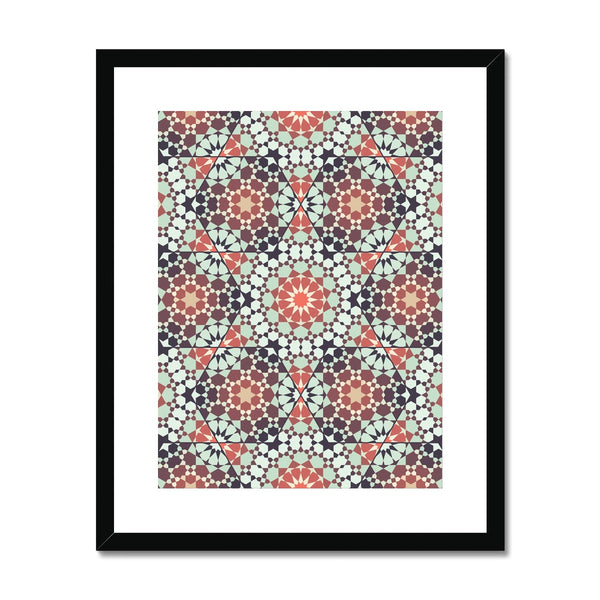 Twelve Dual Design Framed Print | Islam Farid